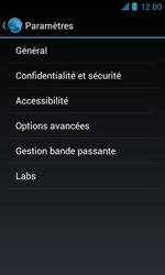 ZTE Blade III - Internet et roaming de données - Configuration manuelle - Étape 19