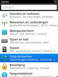 BlackBerry 9810 Torch - Voicemail - Handmatig instellen - Stap 4