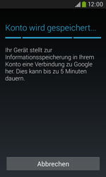 Samsung Galaxy Grand Neo - Apps - Konto anlegen und einrichten - 22 / 26
