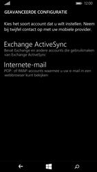 Microsoft Lumia 640 - E-mail - e-mail instellen: IMAP (aanbevolen) - Stap 10