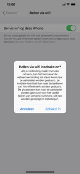 Apple iphone-xr-met-ios-12-model-a1984 - Bellen - WiFi Bellen (VoWiFi) - Stap 6