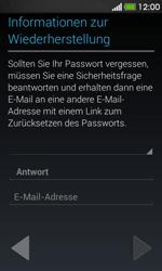 HTC Desire 500 - Apps - Konto anlegen und einrichten - Schritt 15
