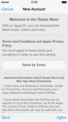 Apple iPhone 5s - Applications - setting up the application store - Step 10