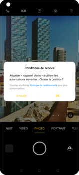 Oppo Find X2 Pro - Photos, vidéos, musique - Prendre une photo - Étape 4