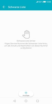 Huawei Honor 9 Lite - Anrufe - Anrufe blockieren - Schritt 7