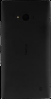 Nokia Lumia 735 - SIM-Karte - Einlegen - Schritt 2