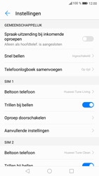 Huawei P9 Lite - Android Nougat - voicemail - handmatig instellen - stap 5
