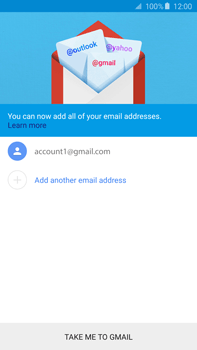 Samsung N920 Galaxy Note 5 - E-mail - Manual configuration (gmail) - Step 17