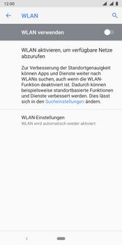 Nokia 9 - WLAN - Manuelle Konfiguration - Schritt 6
