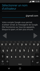 HTC Desire 610 - Premiers pas - Créer un compte - Étape 13