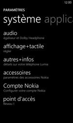 Nokia Lumia 820 / Lumia 920 - MMS - Configuration manuelle - Étape 8