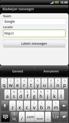 HTC Z715e Sensation XE - Internet - hoe te internetten - Stap 6