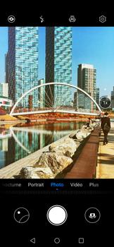 Huawei Nova 5T - Photos, vidéos, musique - Prendre une photo - Étape 11