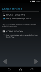 Sony Xperia Z2 - Applications - Setting up the application store - Step 13