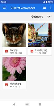 Sony Xperia XZ2 - Android Pie - MMS - Erstellen und senden - Schritt 16