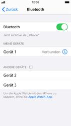 Apple iPhone SE - iOS 13 - Bluetooth - Verbinden von Geräten - Schritt 8