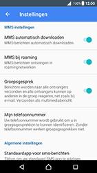 Sony F5121 Xperia X - Android Nougat - MMS - probleem met ontvangen - Stap 7