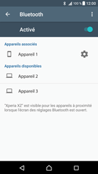 Sony Xperia XZ - Bluetooth - connexion Bluetooth - Étape 10