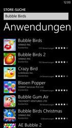 Nokia Lumia 1320 - Apps - Einrichten des App Stores - Schritt 7