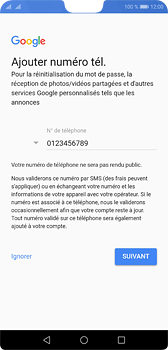 Huawei P20 - Applications - Configuration de votre store d