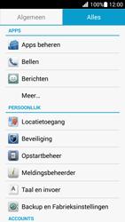 Huawei Ascend G630 - voicemail - handmatig instellen - stap 4