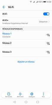 Huawei Y6 (2018) - Internet et connexion - Accéder au réseau Wi-Fi - Étape 8