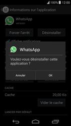 Wiko Highway Pure - Applications - Comment désinstaller une application - Étape 7