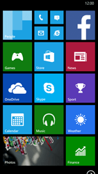 Nokia Lumia 930 - E-mail - Manual configuration - Step 2
