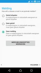Sony Xperia Z5 Compact (E5823) - Android Nougat - E-mail - Account instellen (POP3 met SMTP-verificatie) - Stap 21