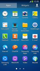 Samsung I9195 Galaxy S IV Mini LTE - E-mail - Handmatig instellen - Stap 4