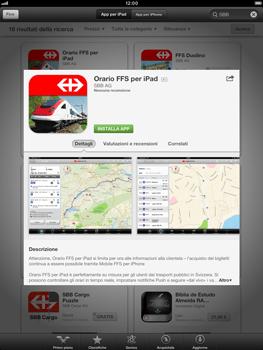 Apple iPad mini - Applicazioni - Installazione delle applicazioni - Fase 14