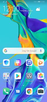 Huawei P30 - Apps - apps updaten - Stap 2