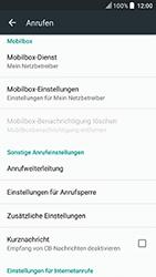 HTC U Play - Anrufe - Rufumleitungen setzen und löschen - Schritt 5