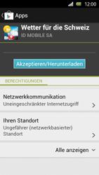 Sony Xperia U - Apps - Installieren von Apps - Schritt 15