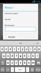 Huawei Ascend G526 - WiFi - Configuration du WiFi - Étape 7