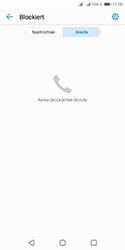 Huawei Y5 (2018) - Anrufe - Anrufe blockieren - Schritt 5