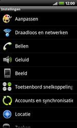 HTC A7272 Desire Z - netwerk en bereik - gebruik in binnen- en buitenland - stap 4