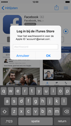 Apple iPhone 6s - apps - account instellen - stap 25