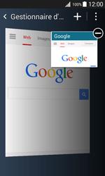 Samsung G388F Galaxy Xcover 3 - Internet - Navigation sur Internet - Étape 10