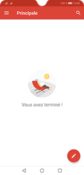Huawei Mate 20 - E-mail - Configuration manuelle (gmail) - Étape 6