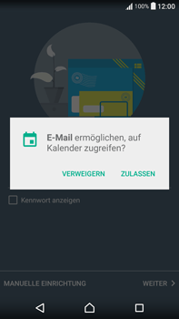 Sony Xperia XA Ultra - E-Mail - Konto einrichten (outlook) - 12 / 18