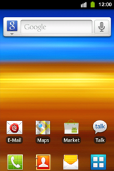 Samsung Galaxy Ace i - MMS - Automatische Konfiguration - 3 / 12