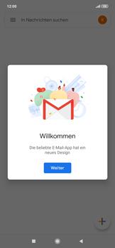 Xiaomi RedMi Note 7 - E-Mail - Manuelle Konfiguration - Schritt 22