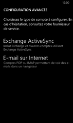 Nokia Lumia 630 - E-mail - Configuration manuelle - Étape 11