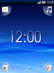 Sony Ericsson Xperia X10 Mini - MMS - automatisch instellen - Stap 1