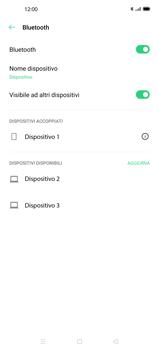Oppo Find X2 Pro - Bluetooth - Collegamento dei dispositivi - Fase 8
