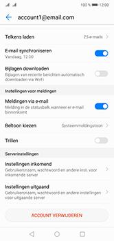 Huawei P20 Lite Dual-SIM (Model ANE-LX1) - E-mail - Instellingen KPNMail controleren - Stap 9