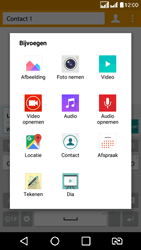 LG K8 4G DualSim - MMS - hoe te versturen - Stap 13