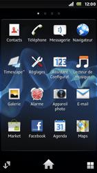 Sony ST25i Xperia U - Internet - Configuration manuelle - Étape 3