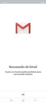 Samsung Galaxy Note 10 Lite - E-mails - Ajouter ou modifier votre compte Gmail - Étape 5